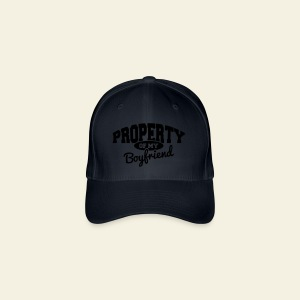 Property of my boyfriend - Casquette Flexfit