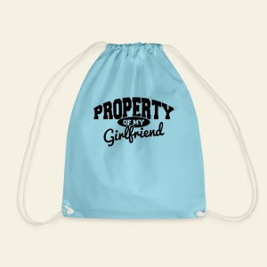 Property Of My Girlfriend - Sac de sport léger