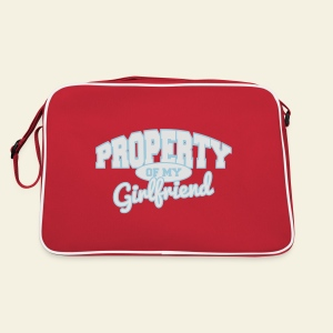 Property Of My Girlfriend - Sac Retro