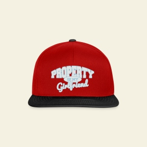 Property Of My Girlfriend - Casquette snapback