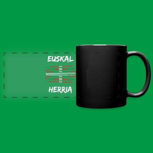 Euskal Herria Scratch Mug - Full Color Panoramic Mug