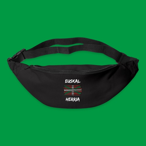 Euskal Herria Scratch Mug - Bum bag