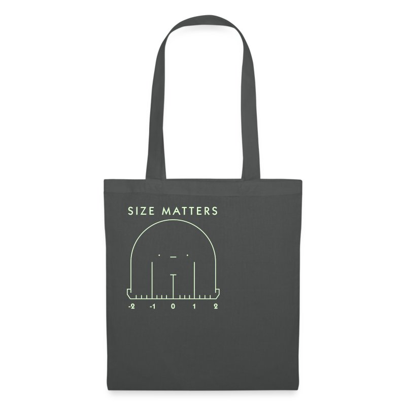 yetisizematters - Tote Bag