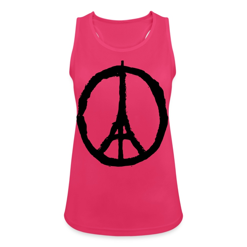 Peace for Paris - Tee shirt Homme - Women's Breathable Tank Top