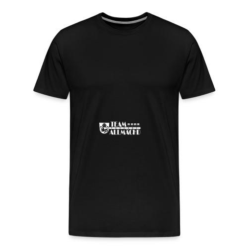 Team Allmächd Snapback Cap - Männer Premium T-Shirt
