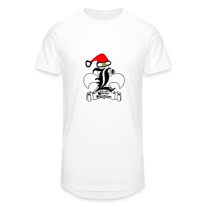 Xmas L - T-shirt long Homme