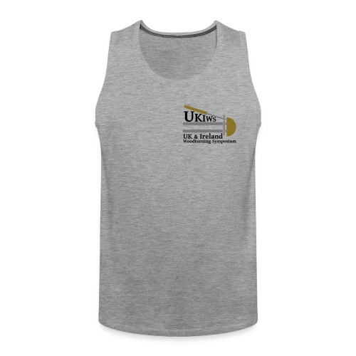 UKIWS Long Sleeve T-Shirt - Men's Premium Tank Top