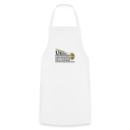 UKIWS Long Sleeve T - Large Logo - Cooking Apron