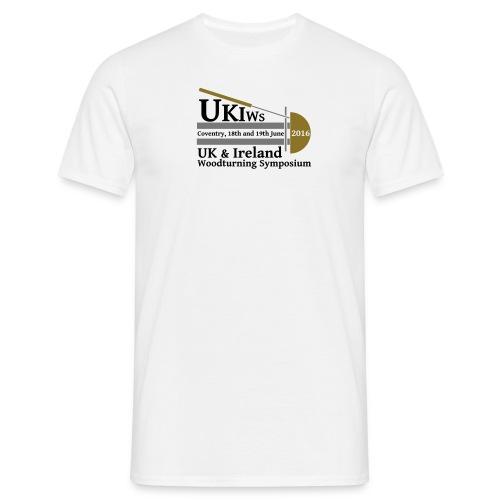 UKIWS Long Sleeve T - Large Logo - Men's T-Shirt