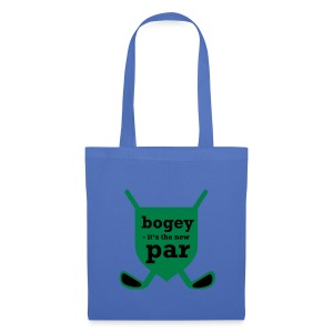 T-shirt golf bogey is the new par - Tote Bag