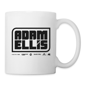 Adam Ellis Cap - White  - Mug