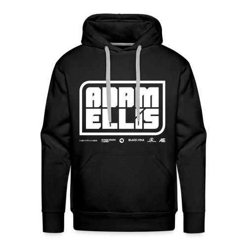 Adam Ellis - Unisex Hoodie - Black  - Men's Premium Hoodie