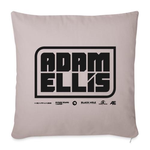 Adam Ellis - Unisex Hoodie - Grey - Sofa pillow cover 44 x 44 cm