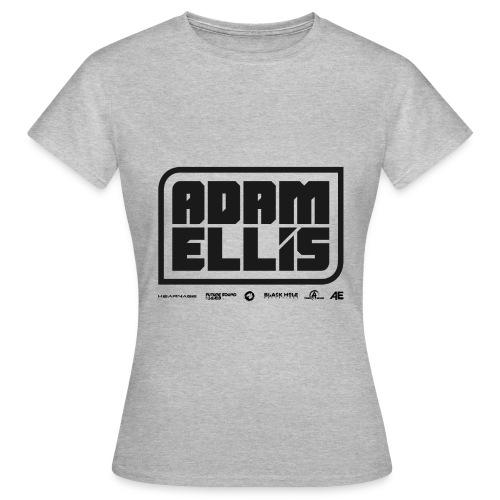 Adam Ellis - Unisex Hoodie - Grey - Women's T-Shirt