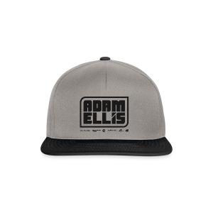 Adam Ellis - Unisex Hoodie - Grey - Snapback Cap