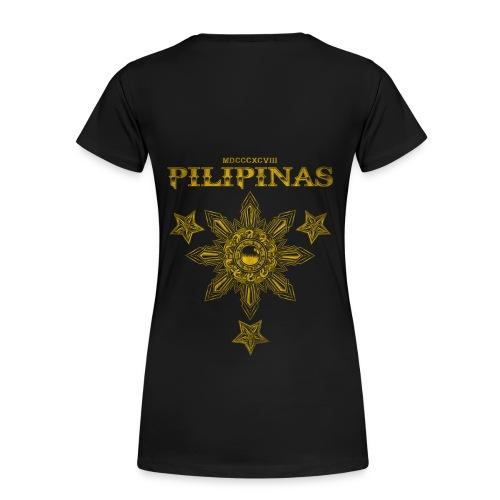 PHL0019 Vintage - Women's Premium T-Shirt