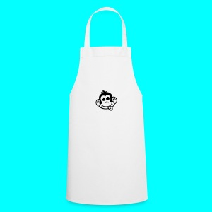 Cheeky Monkey Logo Pillow - Cooking Apron