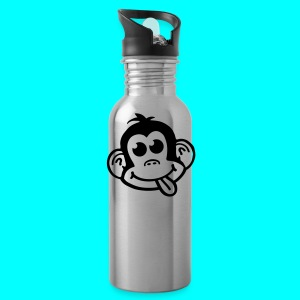 Cheeky Monkey Logo Pillow - Water Bottle
