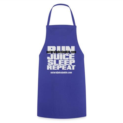 Mens Run Juice Sleep Repeat - Cooking Apron