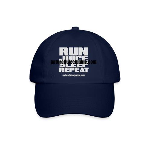 Mens Run Juice Sleep Repeat - Baseball Cap