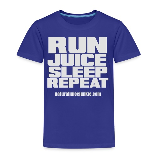 Mens Run Juice Sleep Repeat - Kids' Premium T-Shirt