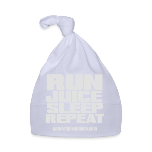 Mens Run Juice Sleep Repeat - Baby Cap