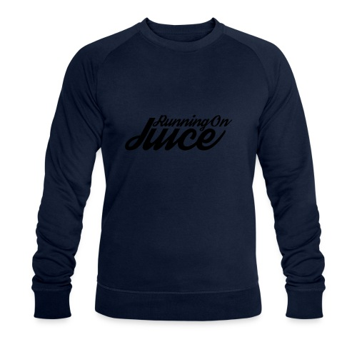 Womens Running on Juice - Men's Organic Sweatshirt by Stanley & Stella