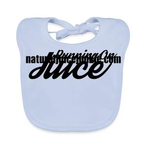 Womens Running on Juice - Baby Organic Bib