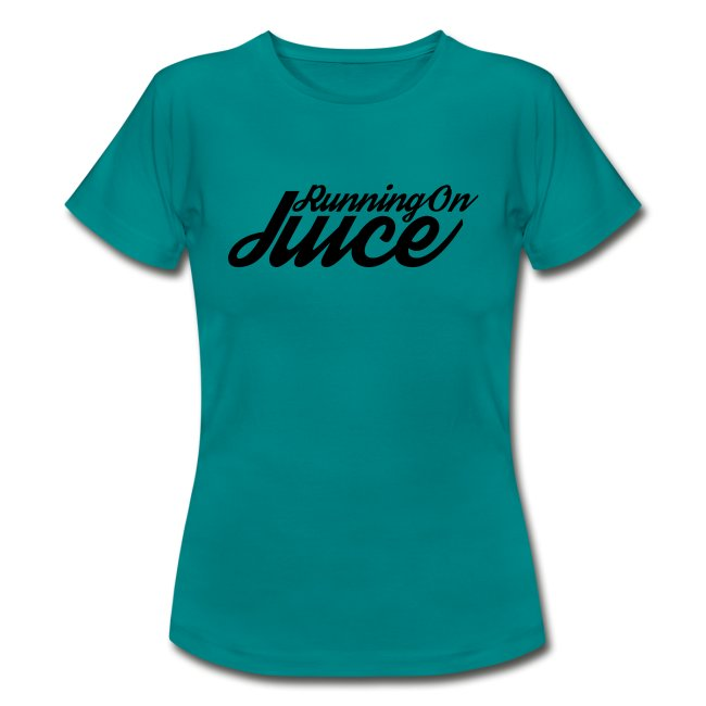 Womens Running on Juice