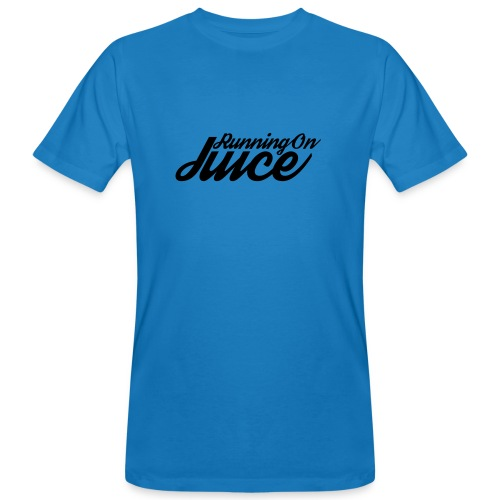 Womens Running on Juice - Men's Organic T-shirt