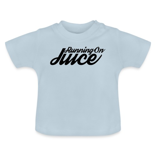 Womens Running on Juice - Baby T-Shirt
