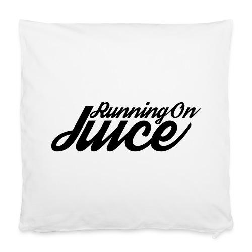 Womens Running on Juice - Pillowcase 40 x 40 cm