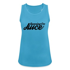 Womens Running on Juice - Women's Breathable Tank Top