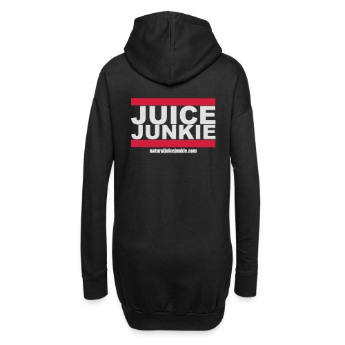 Mens Track Jacket (Old School) - Hoodie Dress