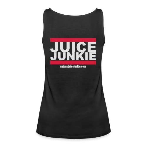 Mens Track Jacket (Old School) - Women's Premium Tank Top