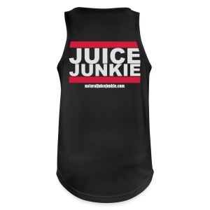 Mens Track Jacket (Old School) - Men's Breathable Tank Top
