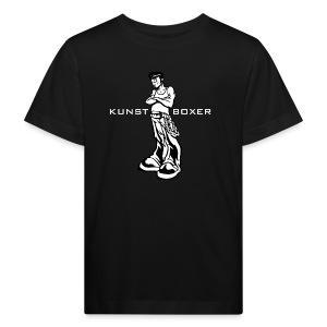 Kunstboxer - Kinder Bio-T-Shirt