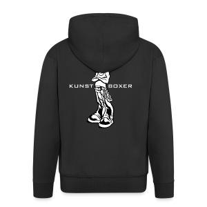 Kunstboxer - Männer Premium Kapuzenjacke
