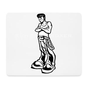 Kunstboxer - Mousepad (Querformat)