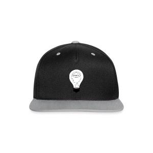 Kunstbox Kreativleuchte - Kontrast Snapback Cap