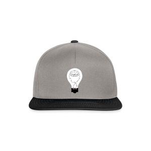Kunstbox Kreativleuchte - Snapback Cap
