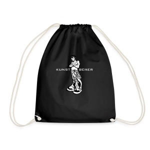 Kunstboxer Sharing Bag - Turnbeutel
