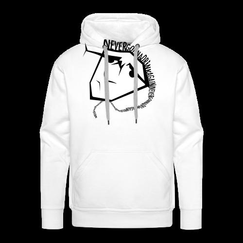 Never Gonna Drink Again - Mannen Premium hoodie