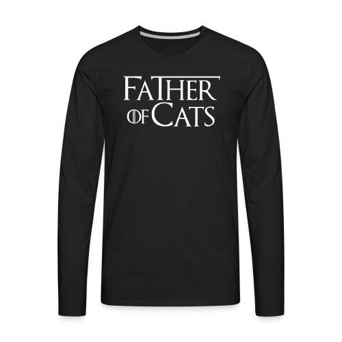 Camiseta hombre - Camiseta de manga larga premium hombre