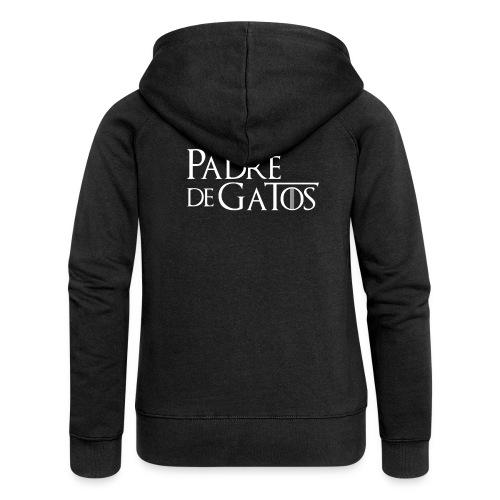 Camiseta hombre - Chaqueta con capucha premium mujer