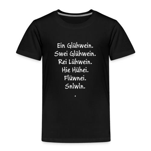 Netter Glühweinabend - Kinder Premium T-Shirt