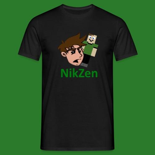 NikZen T-shirt - Herre-T-shirt