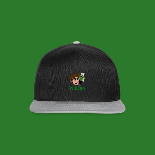 NikZen T-shirt - Snapback Cap