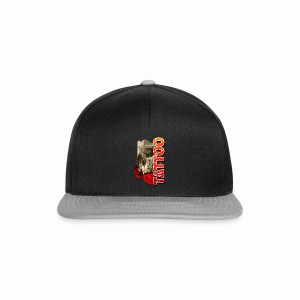 SKULL TATTOO Men's T-Shirt - Snapback Cap