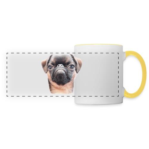 Talkin' to me? - Panoramic Mug